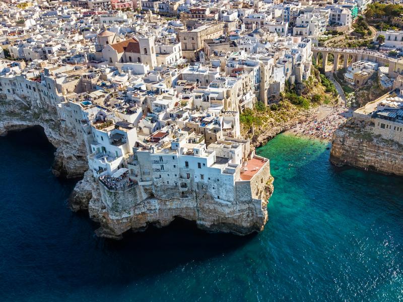 Polignano a Mare Puglia