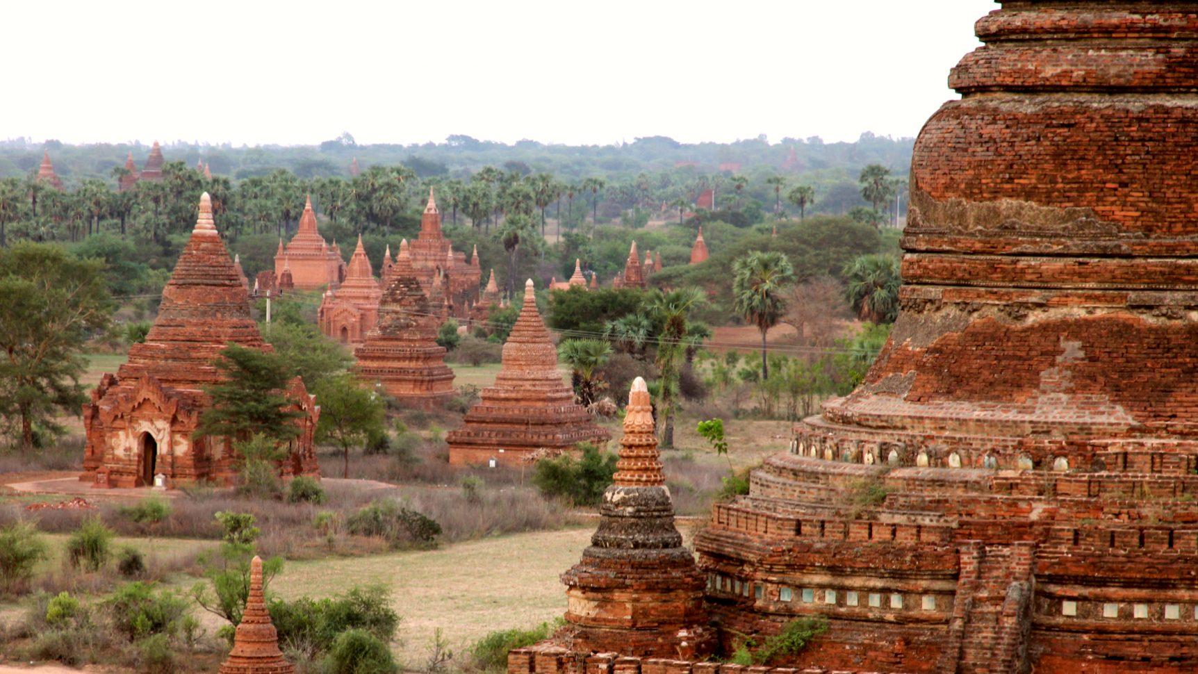 vakantie myanmar