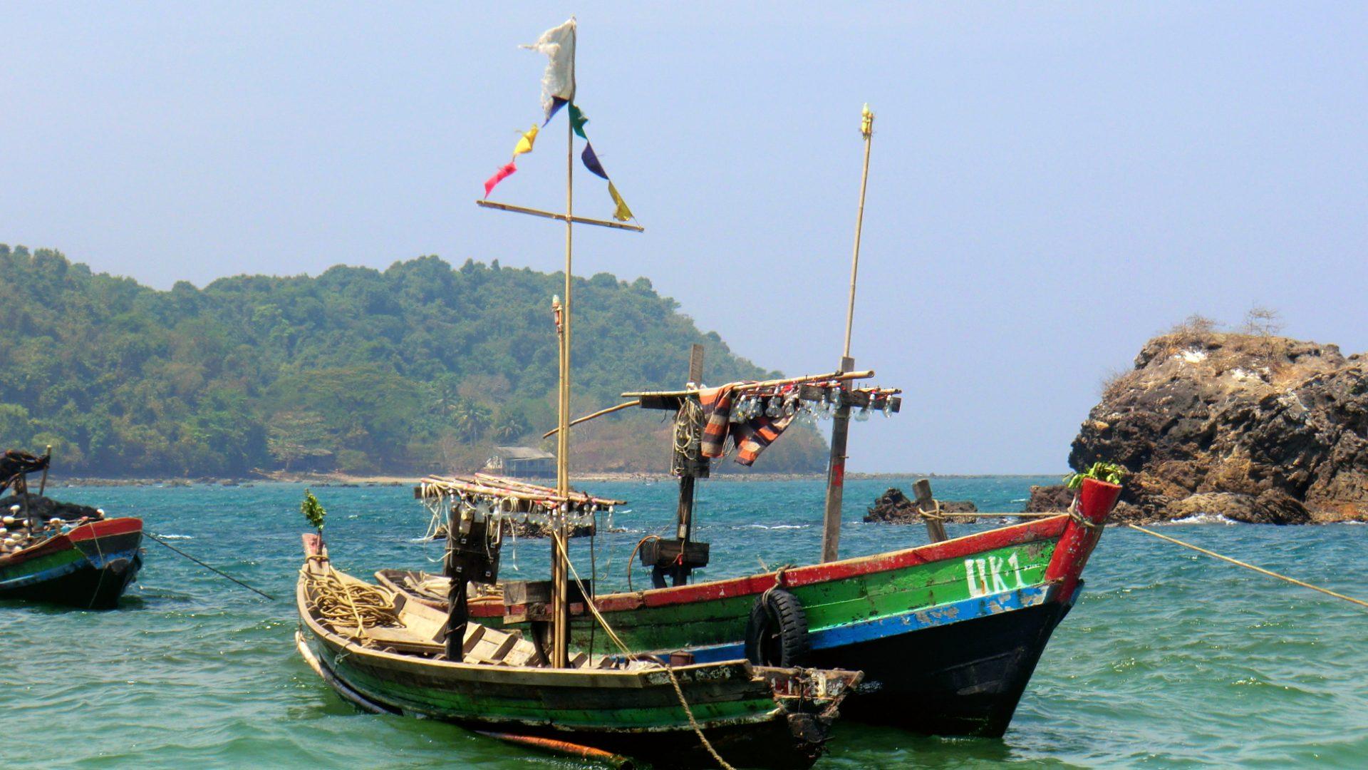 Klimaat en beste reistijd Myanmar