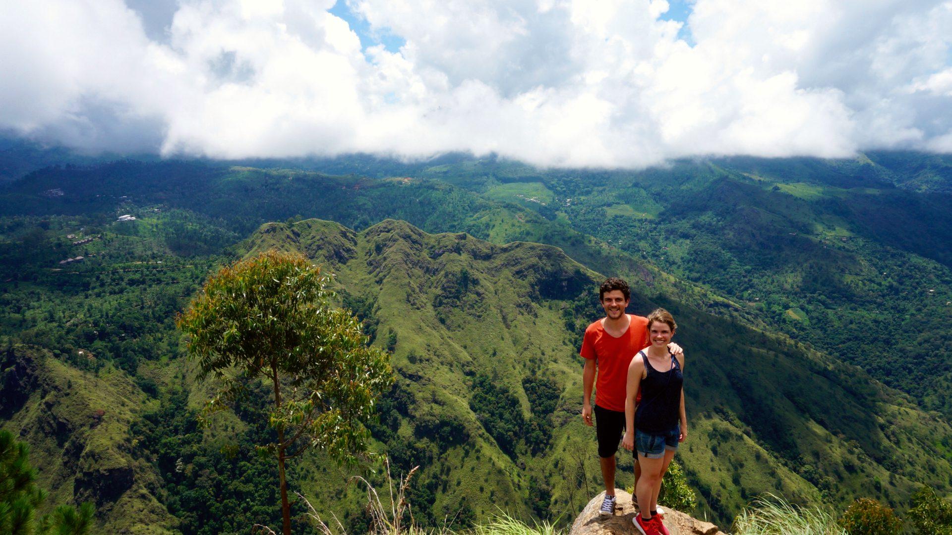 Sri Lanka reizigers