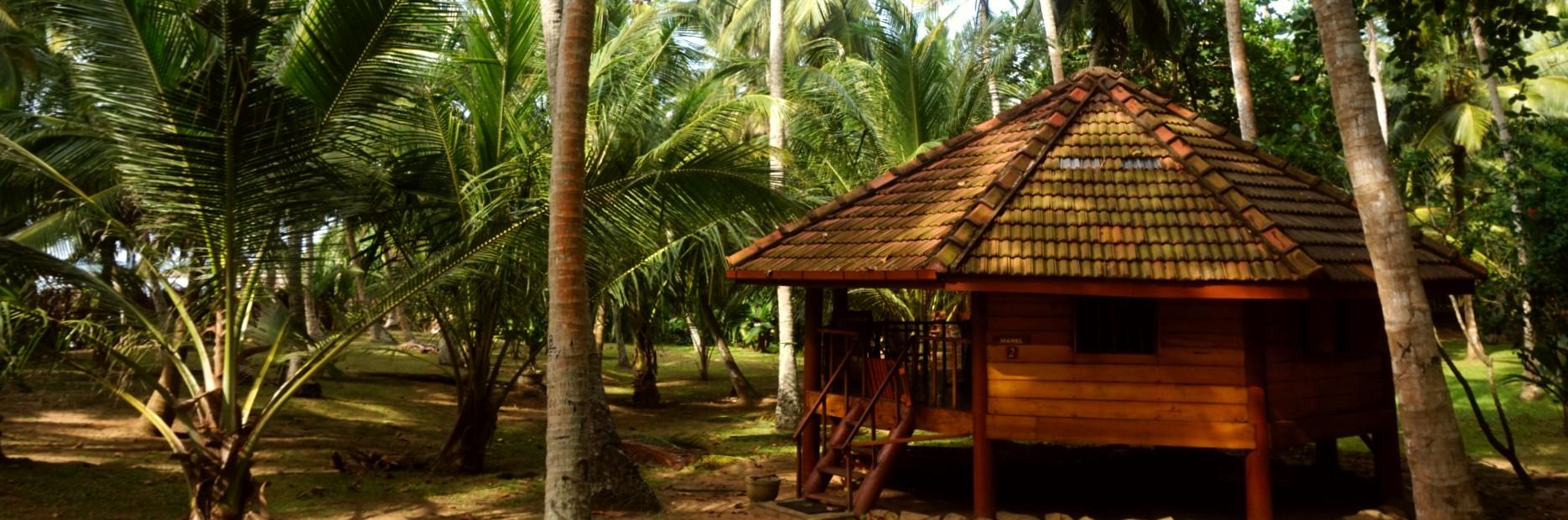Sri Lanka overnachting