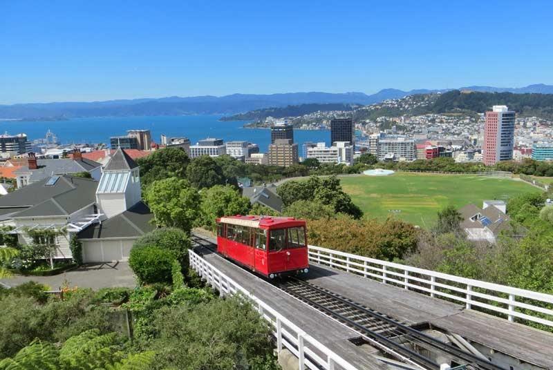 Nieuw-Zeeland vakantie