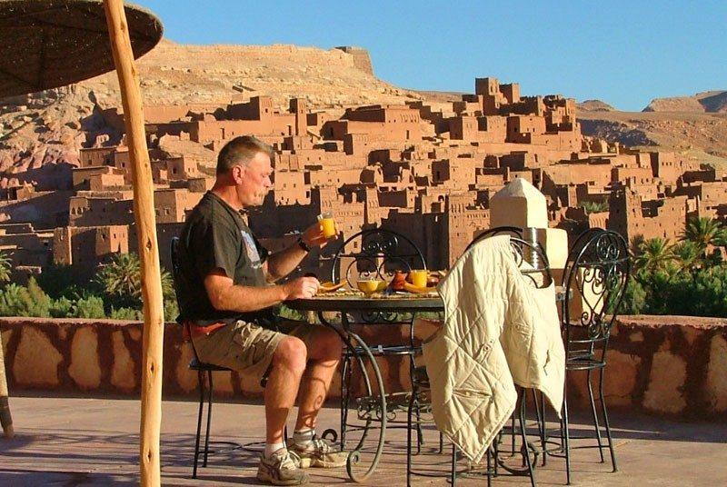 Marokko vakantie - Ait Benhaddou