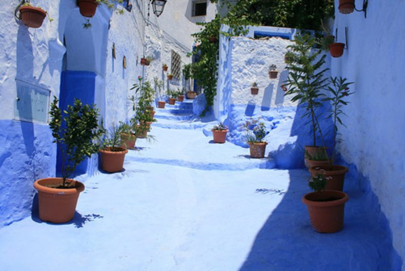 Vakantie Marokko Chefchaouen