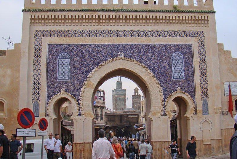Marokko vakantie - Fes