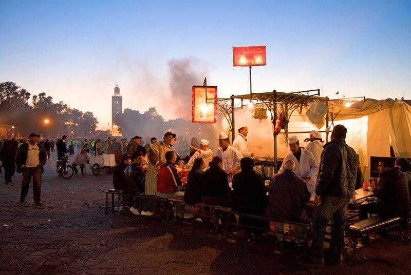 Reis Marokko - Marrakech