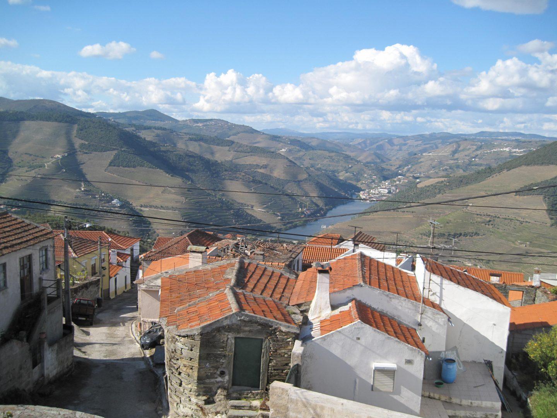 Uitzicht Portugal