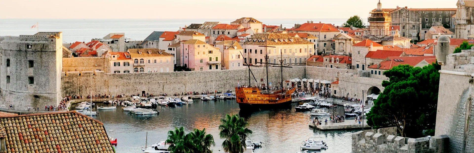 Kroatië en Slovenië
