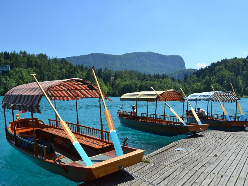 Vakantie Kroatië en Slovenië