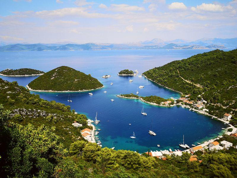 Beste reistijd Kroatië & Slovenië