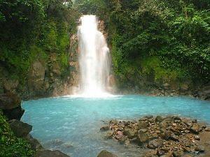 Catarata Rio Celeste
