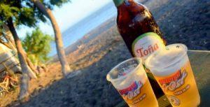 Nicaragua reis strand