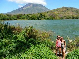 Nicaragua reis: wandelen Ometepe