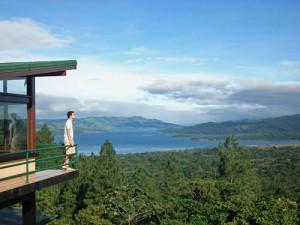 Top 5 nationale parken van Costa Rica - uitzicht