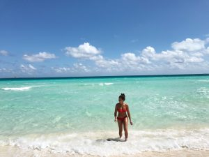 Cuba strand natuur Dayna