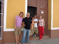 Casa verblijf Cuba