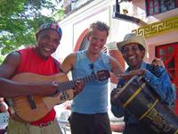 op reis naar cuba - muziek