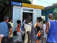 Cuba internet