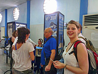 Cuba reis Viazul bus