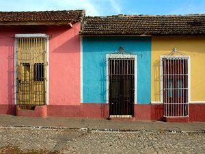 Trinidad kleuren
