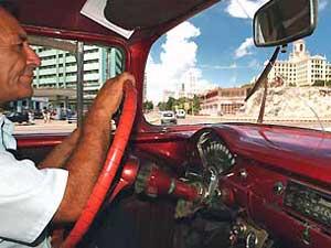 Oldtimer tour Havana