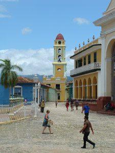 trinidad kerk cuba