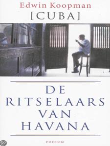 Voorbereiding Cuba reis - boek