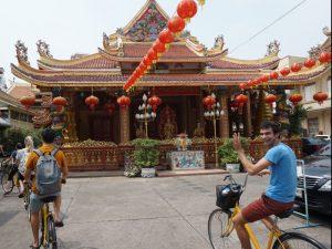 Chinatown fietstour