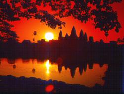Angkor Wat Cambodja Thailand