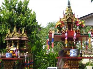 Offerhuisje Thailand