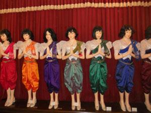 Kleuren van de dag Thailand