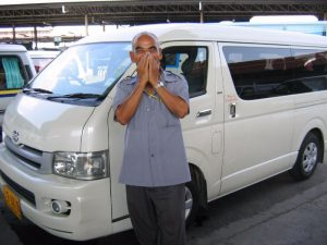 minibusje thailand