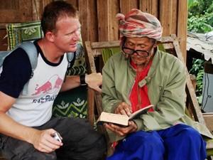 reizen noord thailand local