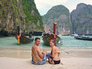 Genieten van Thailand