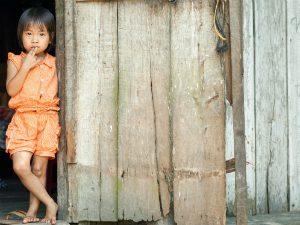 Vietnam Tips Mnong Minderheid