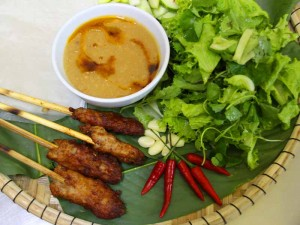 Heerlijk Vietnamees eten