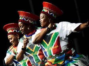 Zuid-Afrika theater