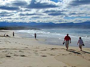 Zuid-Afrika Kaapstad - strand