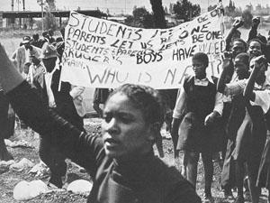 Feestdagen in Zuid-Afrika - Youth day