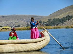 Peru Bolivia Chili rondreis - Titicaca