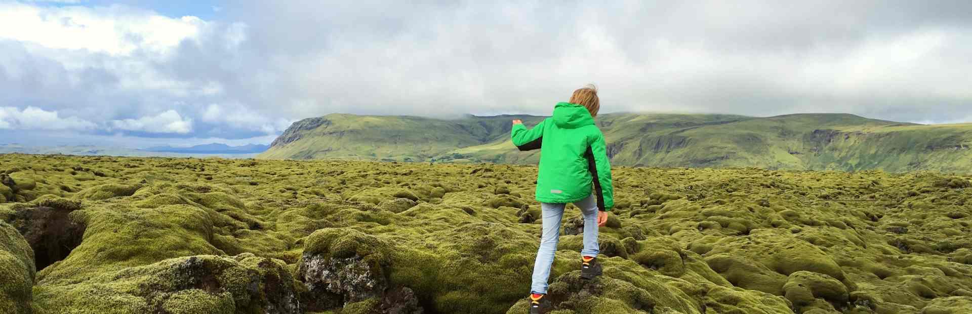 Familiereizen IJsland