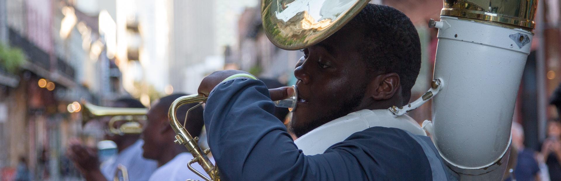 New Orleans-Amerika