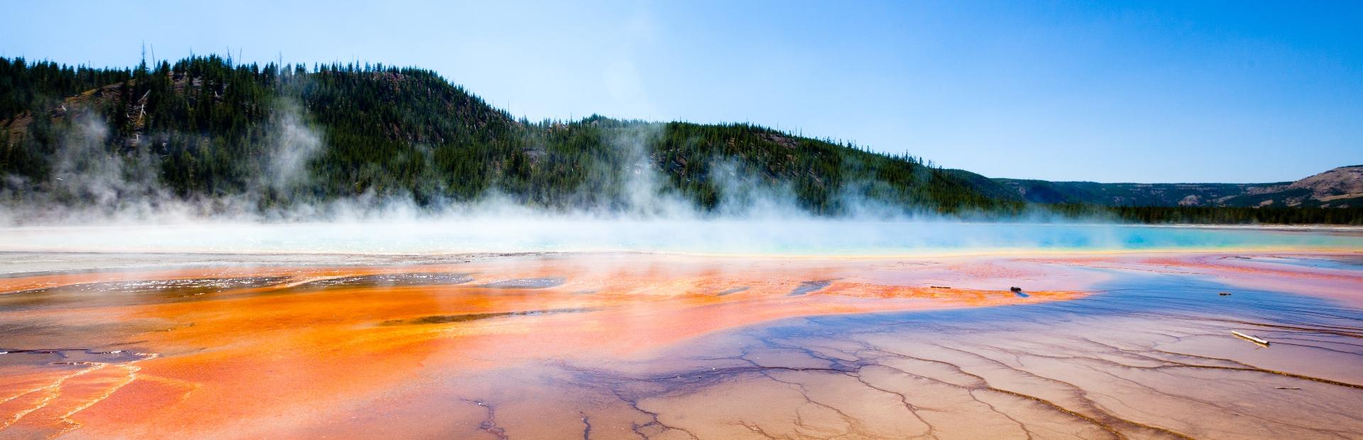 Yellowstone-Amerika