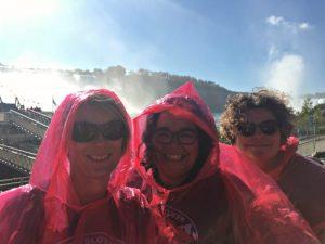Niagara Falls Hornblower