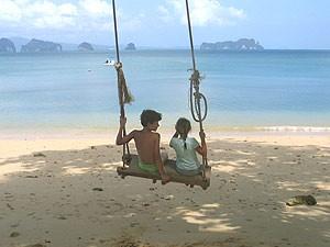 kindvriendelijke stranden Thailand - Ko Phangan