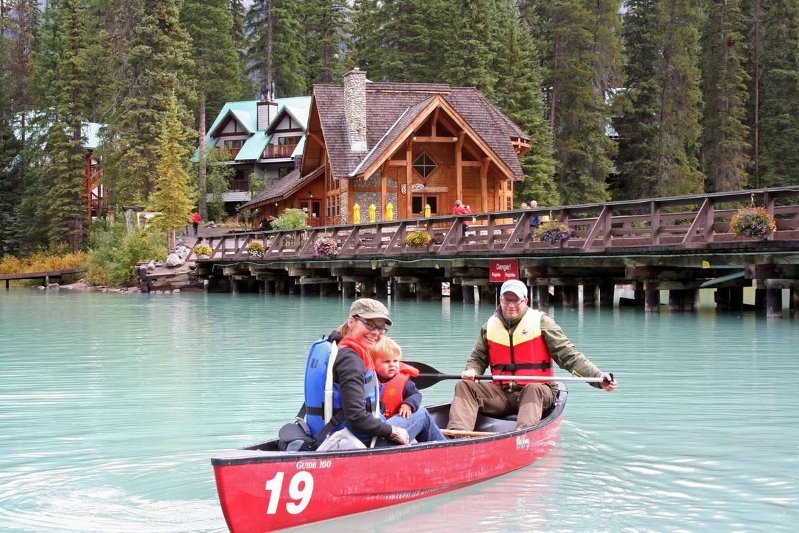 Canada-kanoen
