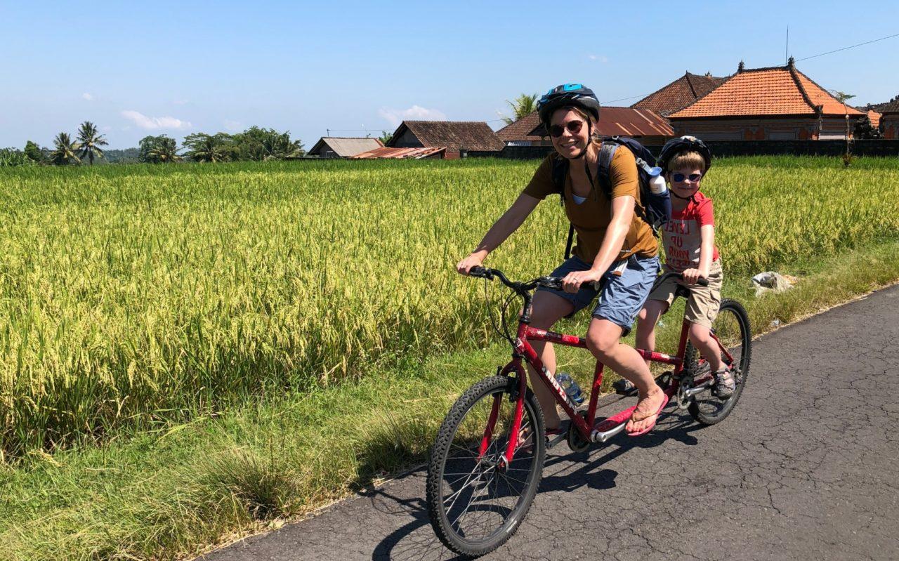 duurzaam reizen bij Riksja Family