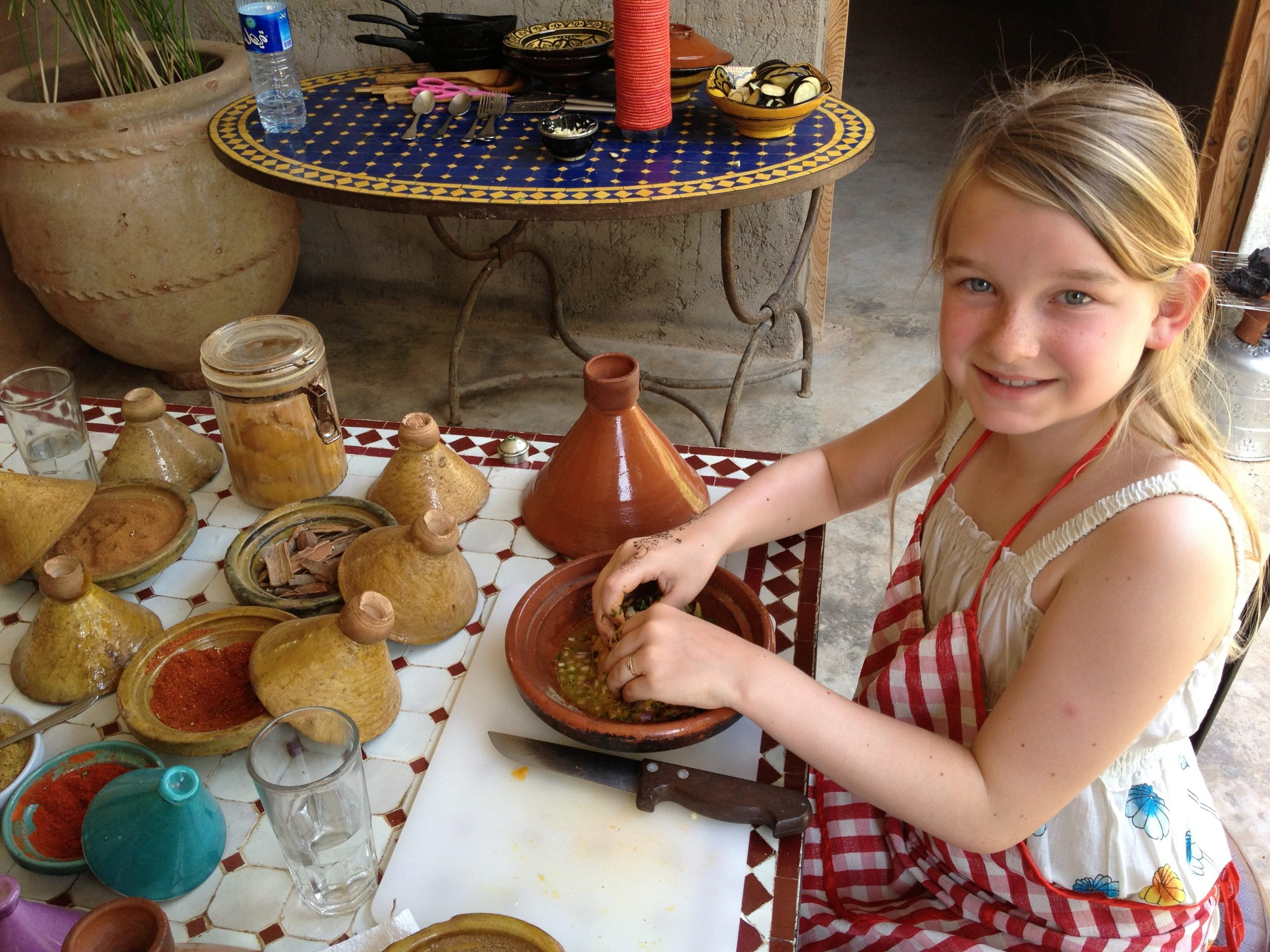 Kookworkshop Marokko reis