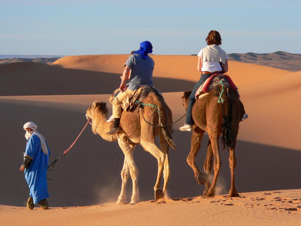 Avontuurlijke reizen met kinderen in Marokko