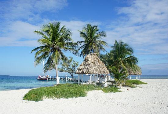 Mexico strand